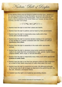 Nudist Bill of Rights