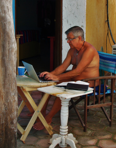 Writing in Mexico